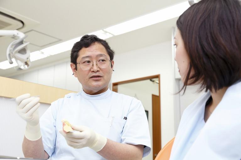 口内細菌のコントロールをすることは、口臭予防にもつながります